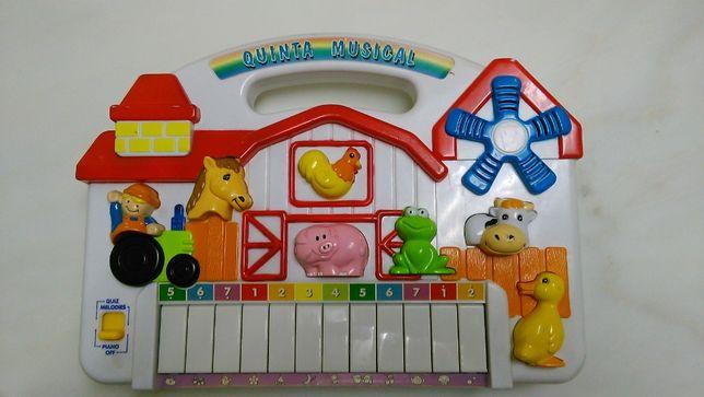 Quinta Interativa Playskool