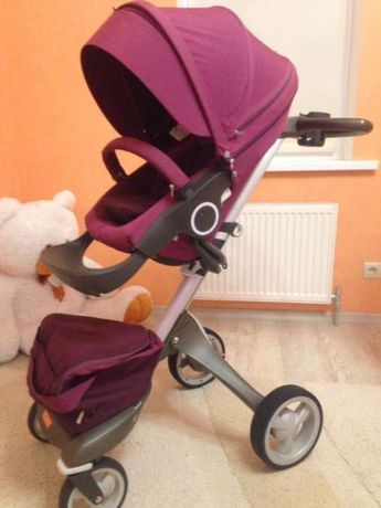 Продам детскую коляску Stokke Xplory V4
