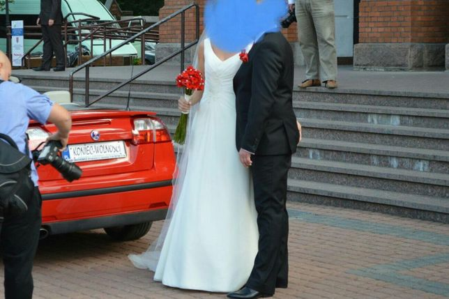 Suknia Ślubna Firmy Gala Model Daraja