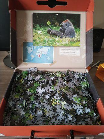 Puzzle Clementoni National Geographic 2000 peças Gorila