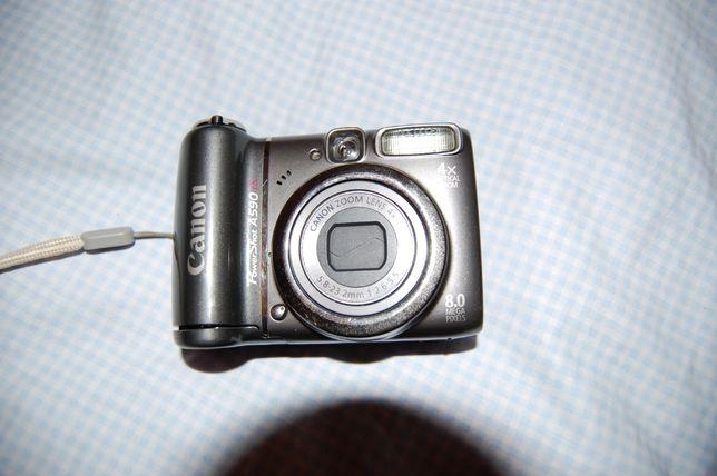 Фотоапарат Canon PowerShot A590 IS