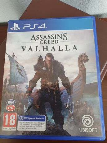 Na sprzedaż Assassins creed valhalla ps4