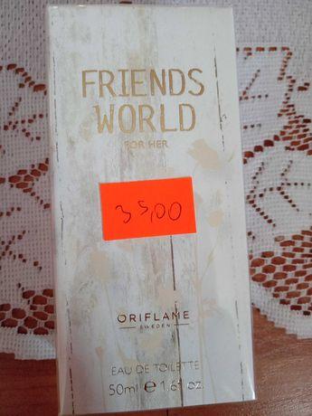 Woda toaletowa Friends World Oriflame