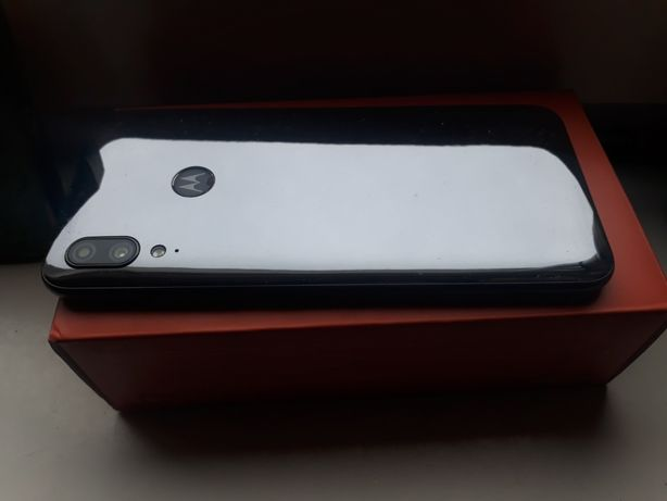 Motorola e6 plus 4gb ram 64gb