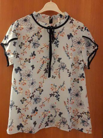 Продаю новую женскую шифоновую блузку