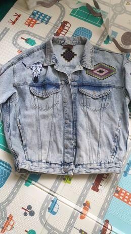 Продам джинсовою куртку ASOS