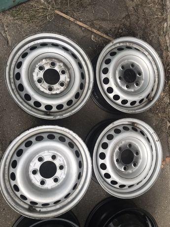 6 130 R 16 Диск Mercedes Sprinter Volkswagen Crafter Мерседес Спринтер