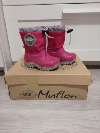 Muflon 21/22 nowe buty zimowe śniegowce kozaki