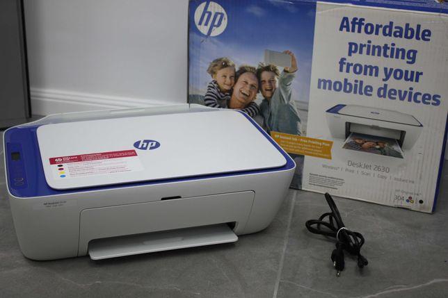 Nowa drukarka wielofunkcyjna HP 2630