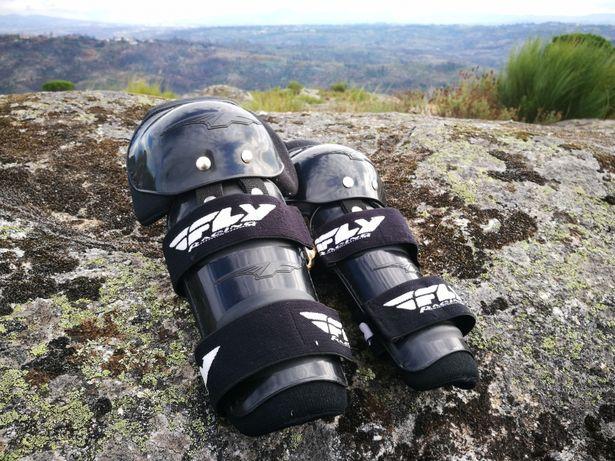 Proteção de cotovelos e braços FLY RACING - Motocross