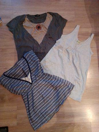Koszulki ciążowe M-L