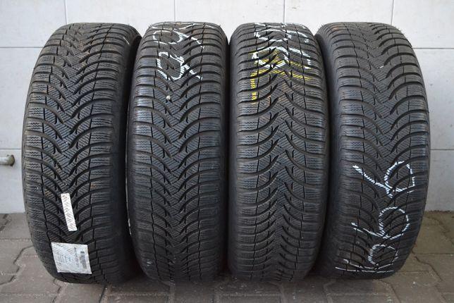 Opony Zimowe 205/60R16 92H Michelin Alpin A4 x4szt. nr. 1666