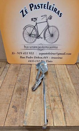 Descanso novo para bicicleta roda 26x1.3/8 pasteleira