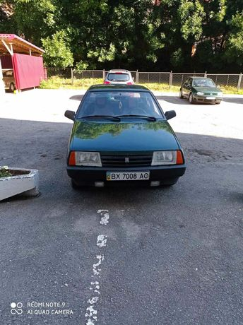 Автомобіль 21099 в хорошому стані
