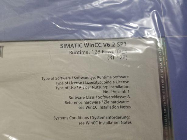 Siemens wincc runtime V6.2 SP3