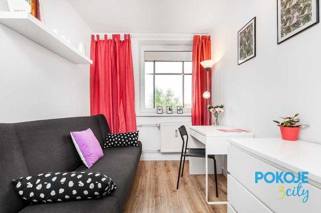 Atrakcyjny pokój w spokojnej dzielnicy