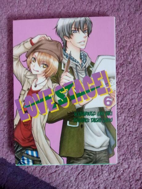 Love stage tom 6 manga