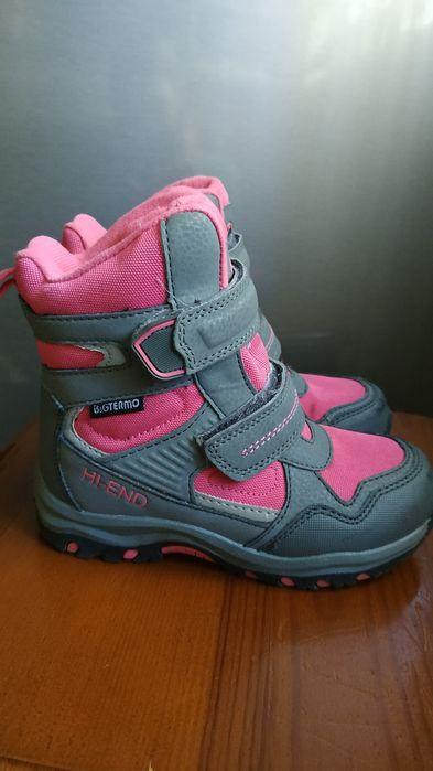 Сапоги B&g ботинки зимние Запорожье - изображение 1