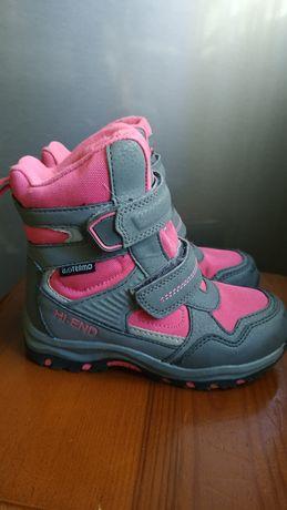 Сапоги B&g ботинки зимние