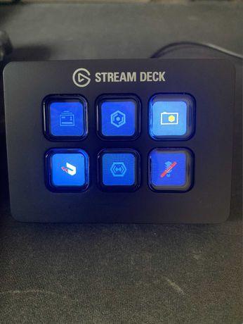 Панель для стримеров Elgato streamdeck mini