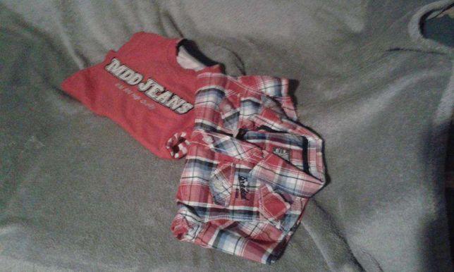 Camisa e camisola