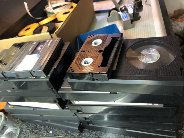Passagem de filmes antigos em todo tipo de suporte para formato digita