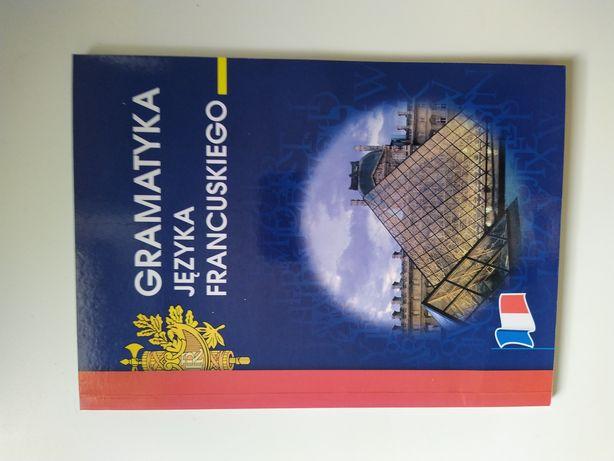 Książka Gramatyka Języka Francuskiego, Anna wieczorkowska