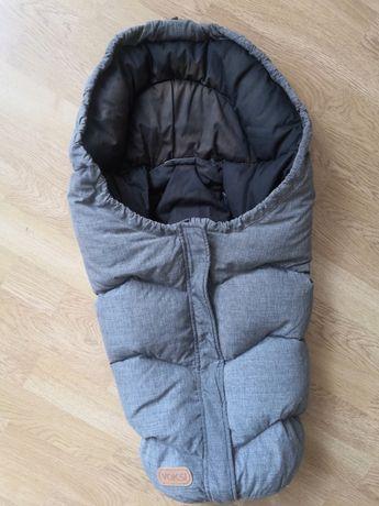 Футмуф Конверт зима для новорожденного