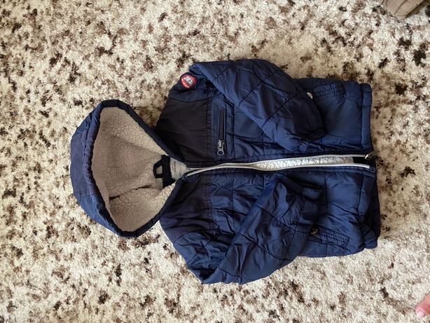 Курточки 12-24месяцев