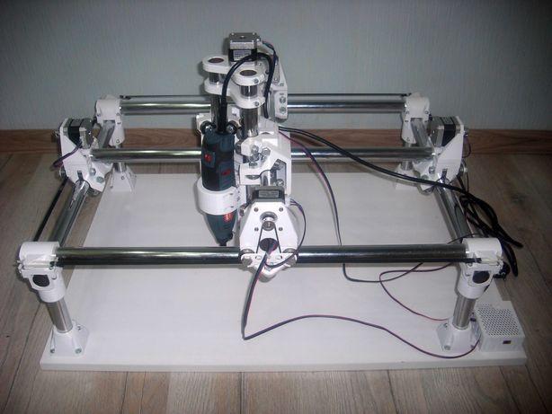 MPCNC 2в1 Лазерный гравер и Фрезерный станок с ЧПУ Рабочее поле ЛЮБОЕ