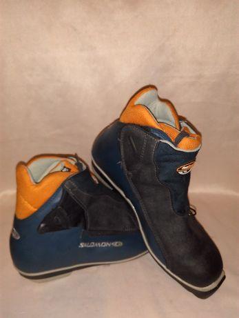 Buty narciarskie biegowe Salomon rozm.40