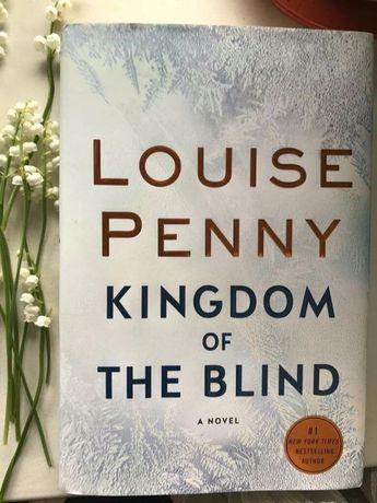 Книга: Луиза Пенни «Королевство слепых» в оригинале
