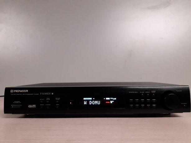 Tuner Pioneer F-304 RDS