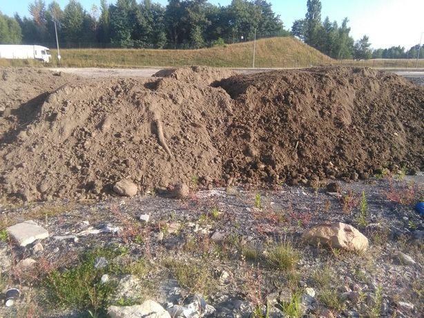 Ziemia ogrodowa/humus super podsypka
