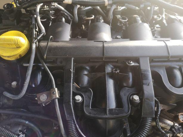 Renault Master 2.2.DCI 2005 ROK Silnik Kompletny 200 TYŚ PRZEBIEG
