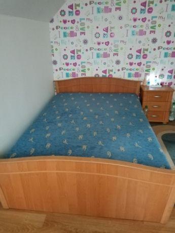 Łóżko sypialniane 140x200 cm