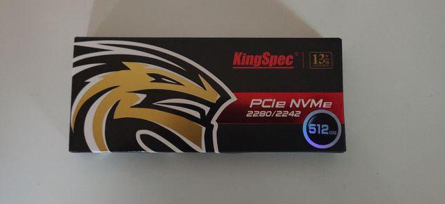 Kingspec 512 gb nvme