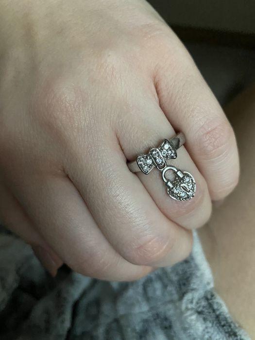 Кольцо итальянское серебро Киев - изображение 1