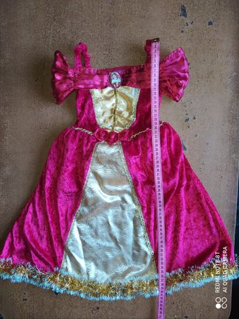 Платья принцесы на новый год