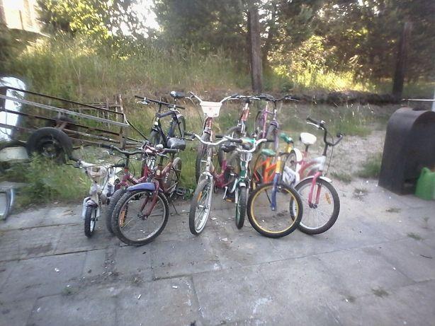 Sprzedam rowery dla dzeci i doroslych