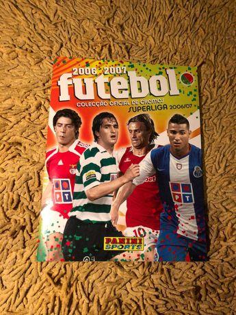 Caderneta Liga Nos 2006/2007