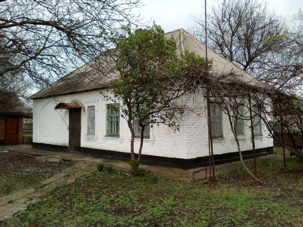 Продам дом пгт Черниговка Запорожской обл.