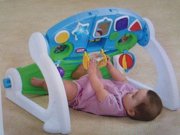 Ogródek zabaw little tikes zabawka niemowlęca