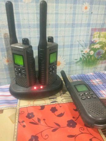 Motorola TLKR-7 Рация 3шт.