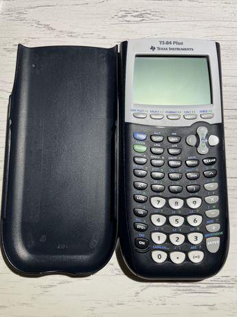 Calculadora Gráfica Ti-84 Plus + Cabo USB