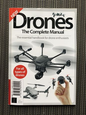 Drones: o manual completo (livro)