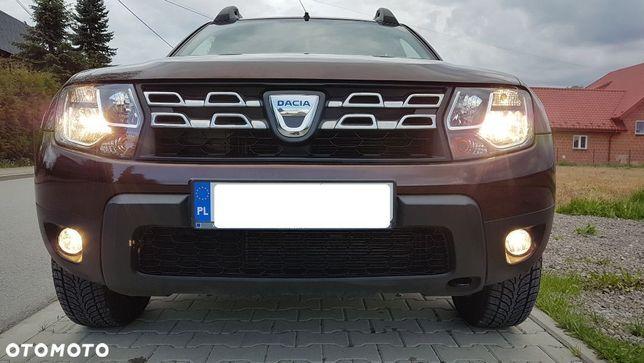 Dacia Duster krajowa bardzo ładna ZADBANA bezwypadkowa jak nowa przebieg 42 tyś km