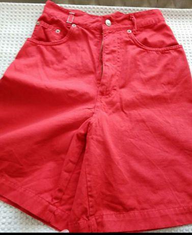 Продам шорты красные