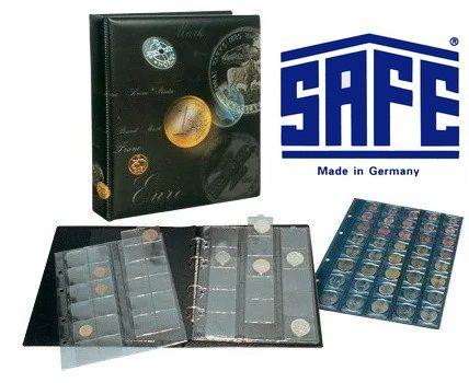 Альбом для монет SAFE Artline