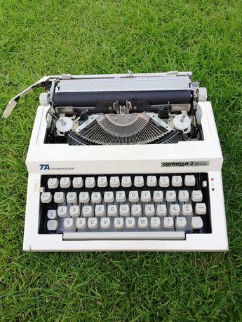 maszyna do pisania Triumph Adler contessa 2 de luxe